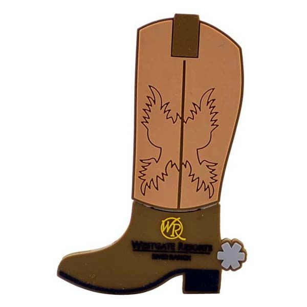 Cowboy Boot Flash Drive